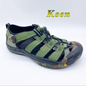 Keen-Green Waterproof All Sport Hiking Sandal 6